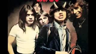 AC-DC - Walk All Over You (lyrics)