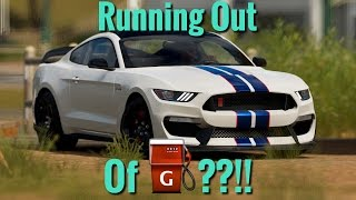 Forza Horizon 3 | Running Out of Gas