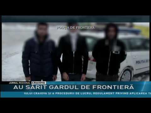 AU SĂRIT GARDUL DE FRONTIERĂ