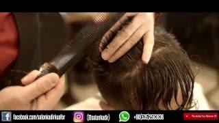2017 En İyi Erkek Saç Modeli Rampa nasıl yapılır|Best Hairstyle for men Ramp Haircut|Kadir Alkan Tv