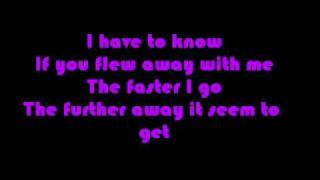 Always Running Out of Time - Motion City Soundtrack (lyrics)