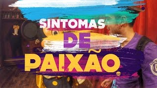 Felipe Zapa - Sintomas de Paixão (Official Video in USA)