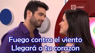 Pablo Heredia Fuego - Contra El Viento (Cancion de Lucas y Cristina) con letra