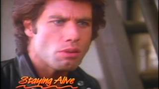 Staying Alive Trailer 1983