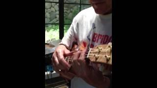 David Gomes ukulele demo