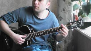 Stairway to Heaven (Led Zeppelin IV). Fingerstyle cover.