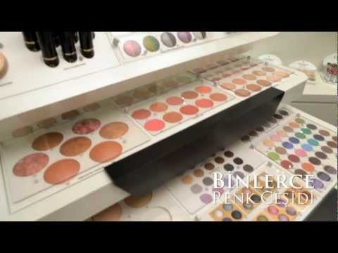 Golden Rose Erkul Kozmetik Tanitim 2012 YENİ - Erkul Cosmetics Introduction