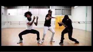 "Aziz Baki & Les Twins ""AZTWINS"" THE OFFICIAL VIDEO HD"