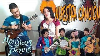 Nuestra Canción - Monsieur Periné Guitalele Cover ft Xyomi Narváez. [Sebas Rios]