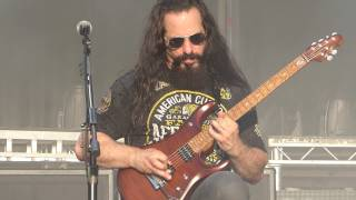 John Petrucci As I Am solo Rock Fest 2015