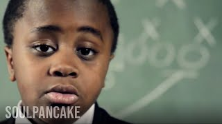 A Pep Talk from Kid President to You