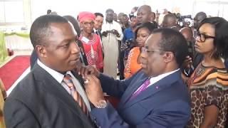 Remise des médailles chez ACEP Cameroun : Diffusion sur Equinoxe TV