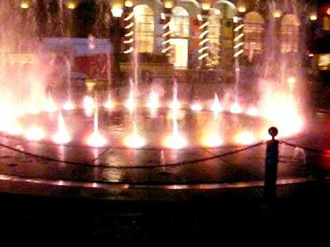 Monte Casino – South Africa – Dancing Fountain