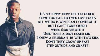 J Hus - Spirit (lyrics)