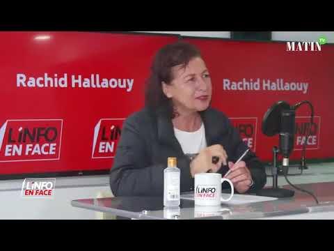 Video : L'Info en Face avec l'écrivaine Bouchra Boulouiz