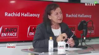 L'Info en Face avec l'écrivaine Bouchra Boulouiz