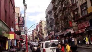 Nueva York Barrio Chino Fran Núñez