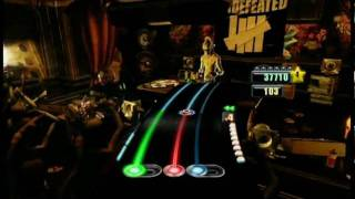 "DJ Hero: ""Ain't No Love In The Heart Of The City"" vs. ""Fuzz And Them"" - Hard - 100%"