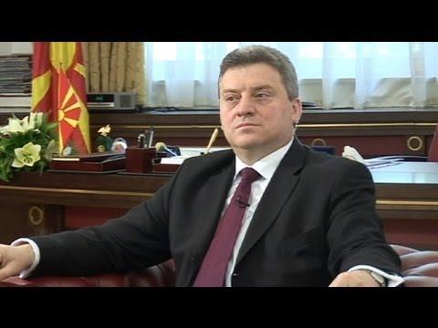 Makedonya lideri: AB üyesi olmak istiyoruz