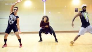 Sak Noel & Salvi ft. Sean Paul - Trumpets - Zumba - Coreografia - Choreography - Cia Ubithi