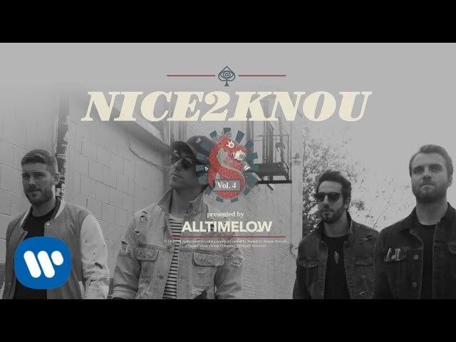 All Time Low: Nice2KnoU [OFFICIAL VIDEO]