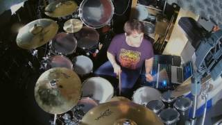 Simon Phillips - Cosmos (Drumcover by Christian Burmeister)