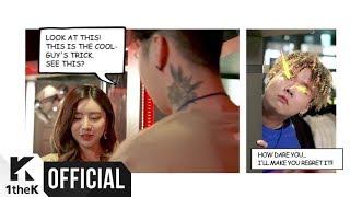 [Teaser] Skooby Doo(스쿠비두) _ Stan Lee (Feat. NiiHWA(니화), DJ DREV)
