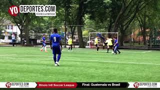 Guatemala vs Brasil Final del Mundialito en Chicago