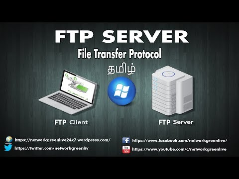 Download thumbnail for How to Create FTP Server in Windows10