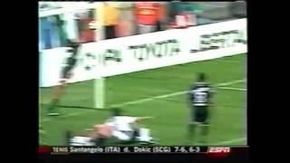 Colo Colo 2 - 2 Quilmes Copa Libertadores 2005