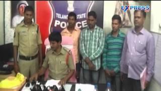 Police arreste  aler murder case accused - Express TV