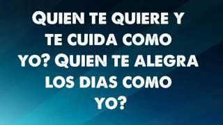 Carlos Baute - Quien te quiere como Yo (Letra - Lyrics)