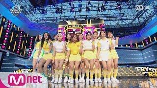 [I.O.I - Very Very Very] KPOP TV Show | M COUNTDOWN 161027 EP.498