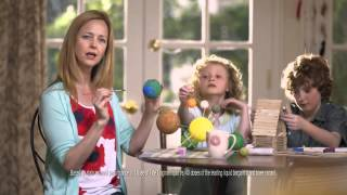 Tide Laundry Detergent Commercial 2013 - Muffins