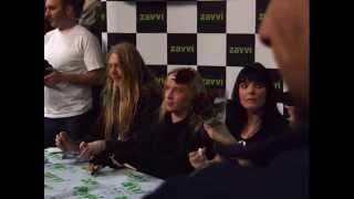 Nightwish  Album Signing in London