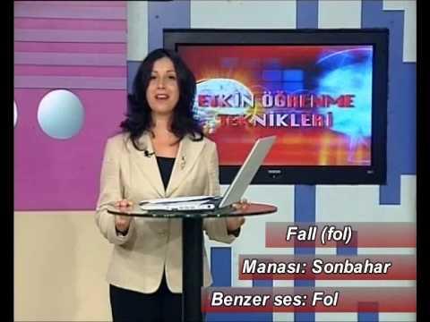 İNGİLİZCE KELİME EZBERLEME TEKNİKLERİ - 5