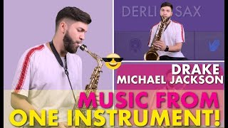 Derli Sax - Don't Matter To Me Drake ft. Michael Jackson Cover