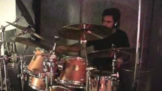 Nite Sprite (CHICK COREA) one man band cover (yamaha maple custom - arturia minimoog)