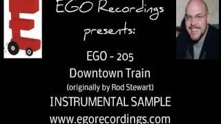 EGO 205 Downtown Train - Instrumental Sample
