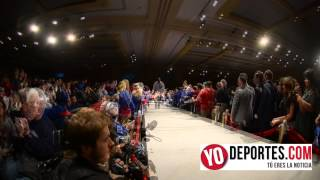 En Chicago la Cubs Convention huele a Serie Mundial