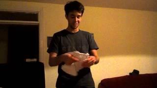 Tutorial de como se  fazer papel higiênico