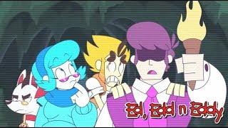 Mystery Skulls Animated, but with Ed, Edd, n Eddy Sound Effects
