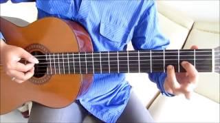 Belajar Kunci Gitar Peterpan Sally Sendiri Intro width=