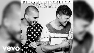 Ricky Martin - Vente Pa' Ca (A-Class Remix)[Audio] ft. Maluma