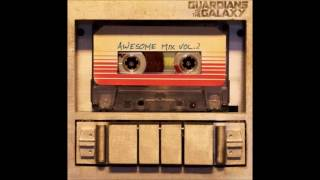 """Fox on the Run""  Sweet -- guardians of the galaxy volume 2"