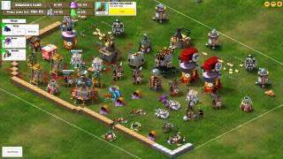 Backyard Monsters | Gorgo Level 3