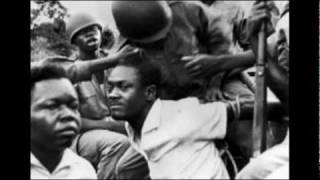 Franco Luambo rend hommage a Lumumba.