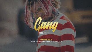"""Gang"" - Lil Pump Type Beat Trap Instrumental Hard   Prod. by ShotRecord"