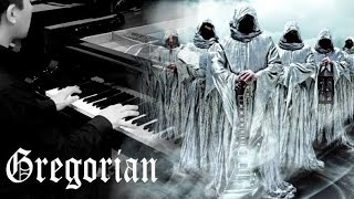 Gregorian - Moment of Peace (Piano Cover)