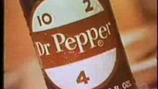 Classic 1960' Dr. Pepper Ad